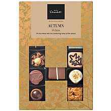 Buy Hotel Chocolat 'Autumn Hbox', Box of 14, 175g Online at johnlewis.com