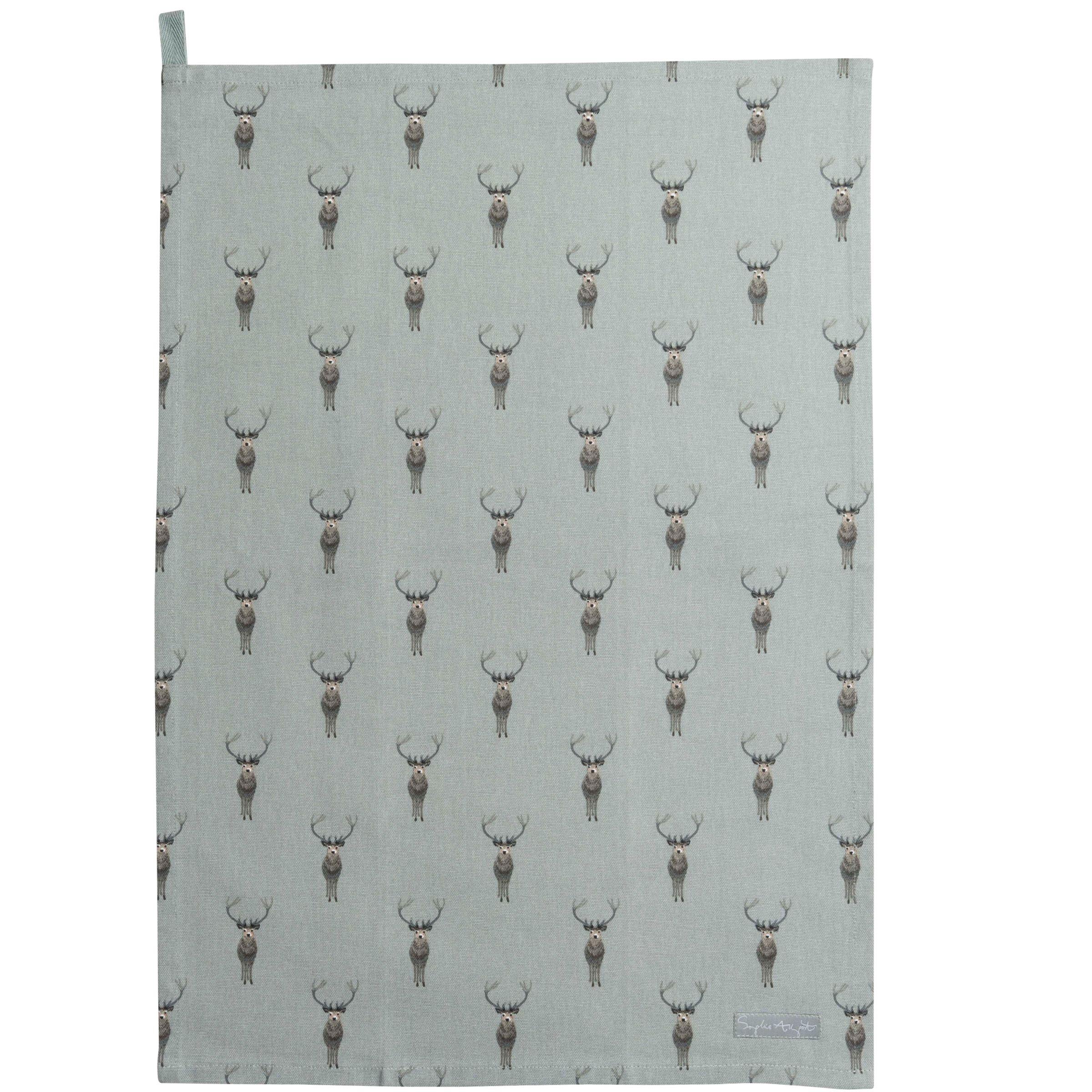 Sophie Allport Sophie Allport Stag Tea Towel