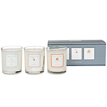 Buy Sophie Allport Mini Candle Gift Set Online at johnlewis.com