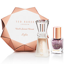 Buy Ted Baker Sweet Treat Gem Trio Gift Set Online at johnlewis.com