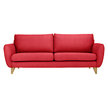 Buy John Lewis Warwick Cushion Back Medium Sofa Online at johnlewis.com