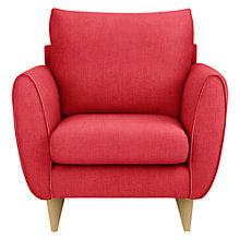 Buy John Lewis Warwick Cushion Back Armchair Online at johnlewis.com