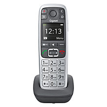 Buy Gigaset E550H Additional Handset Telephone Online at johnlewis.com