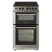 Buy Belling FS50EDOPC Freestanding Electric Cooker Online at johnlewis.com