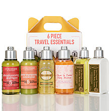 Buy L'Occitane 6 Piece Summer Essentials Collection Online at johnlewis.com