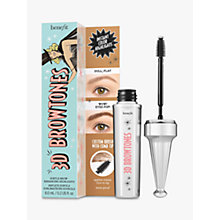 Buy Benefit 3D BROWtones Eyebrow Enhancer Online at johnlewis.com