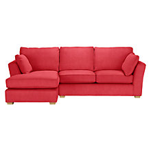 Buy John Lewis Harrison LHF Chaise End Sofa Online at johnlewis.com
