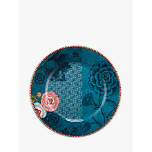 Buy PiP Studio Spring To Life 21cm Plate, Blue Online at johnlewis.com