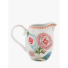 Buy PiP Studio Spring to Life Milk Jug, Cream Online at johnlewis.com