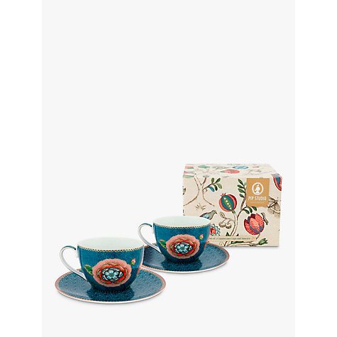 Buy pip studio spring to life cup saucer set of 2 - Pip studio espana ...