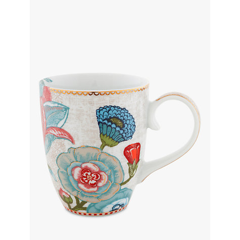 Buy pip studio spring to life large mug cream john lewis - Pip studio espana ...