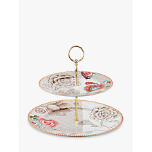 Buy PiP Studio Spring to Life 2 Tier Cake Stand Online at johnlewis.com
