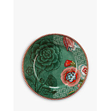 Buy PiP Studio Spring To Life 17cm Plate, Green Online at johnlewis.com