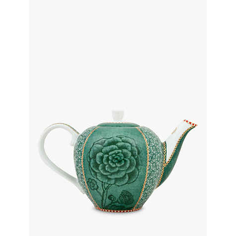 Buy pip studio spring to life small teapot green john lewis - Pip studio espana ...