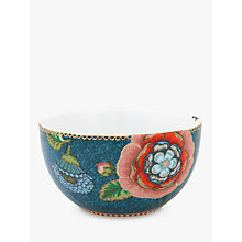 Buy PiP Studio Spring To Life 12cm Bowl, Blue Online at johnlewis.com