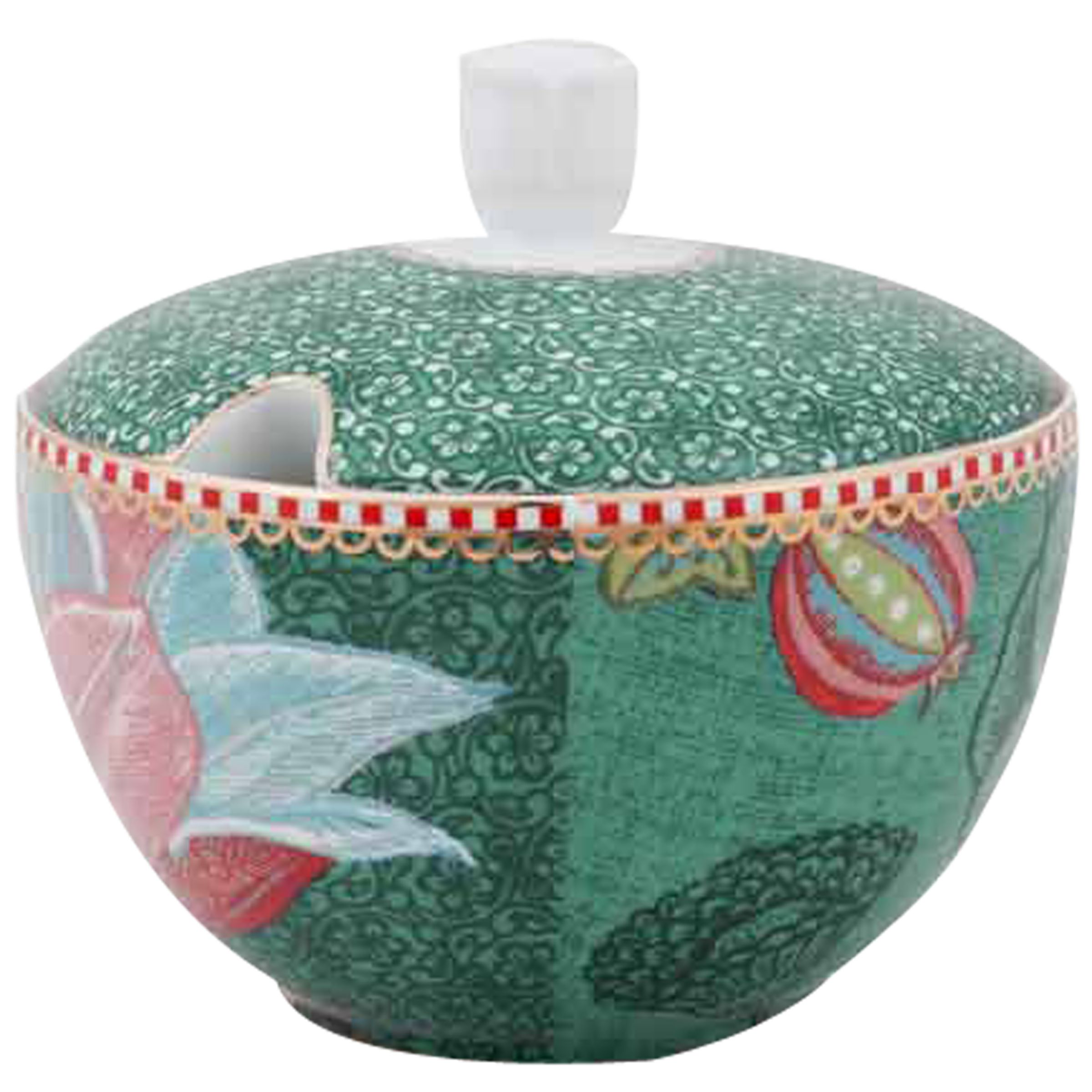 PiP Studio PiP Studio Spring To Life Sugar Bowl, Green