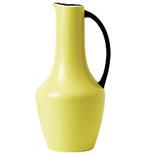 Buy HemingwayDesign for Royal Doulton Medium Jug, Yellow Online at johnlewis.com