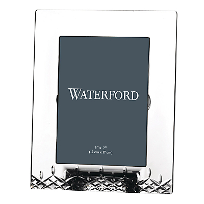 Waterford Crystal Lismore Essence Picture Frame, 5 x 7″
