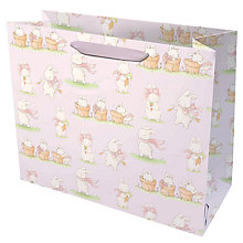 Buy Deva Bloom Bunnies Gift Bag Online at johnlewis.com