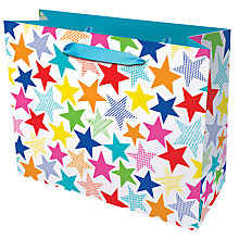 Buy Deva Party Star Gift Bag, Large Online at johnlewis.com