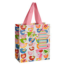Buy Paper Salad Bird Gift Bag, Small Online at johnlewis.com