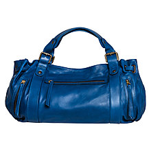 Buy Gerard Darel Le Rebelle Bag, Blue Online at johnlewis.com