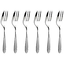 Buy Sophie Conran for Arthur Price Dune Pastry Forks, Set of 6 Online at johnlewis.com