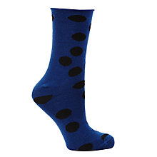 Buy Numph Asami Spot Socks, One Size Online at johnlewis.com