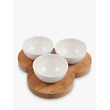 Buy John Lewis Dip Bowl, Set of 3 Online at johnlewis.com