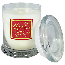 Buy Lily-Flame Christmas Day Scented Candle Online at johnlewis.com