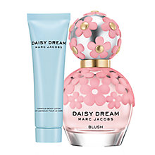Buy Marc Jacobs Daisy Dream Blush Eau de Toilette Limited Edition, 50ml: With FREE Gift Online at johnlewis.com