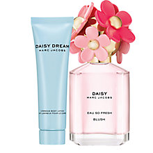 Buy Marc Jacobs Daisy Eau So Fresh Blush Eau de Toilette Limited Edition, 50ml: With FREE Gift Online at johnlewis.com