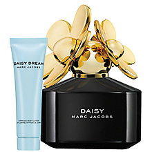 Buy Marc Jacobs Daisy Black Edition Eau de Parfum, 50ml: With FREE Gift Online at johnlewis.com