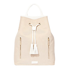 Buy Modalu Lulu Drawstring Backpack Online at johnlewis.com