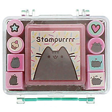 Buy Pusheen Stamper Set Online at johnlewis.com