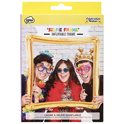 NPW Inflatable Selfie Frame