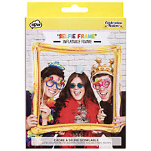 Buy NPW Inflatable Selfie Frame Online at johnlewis.com