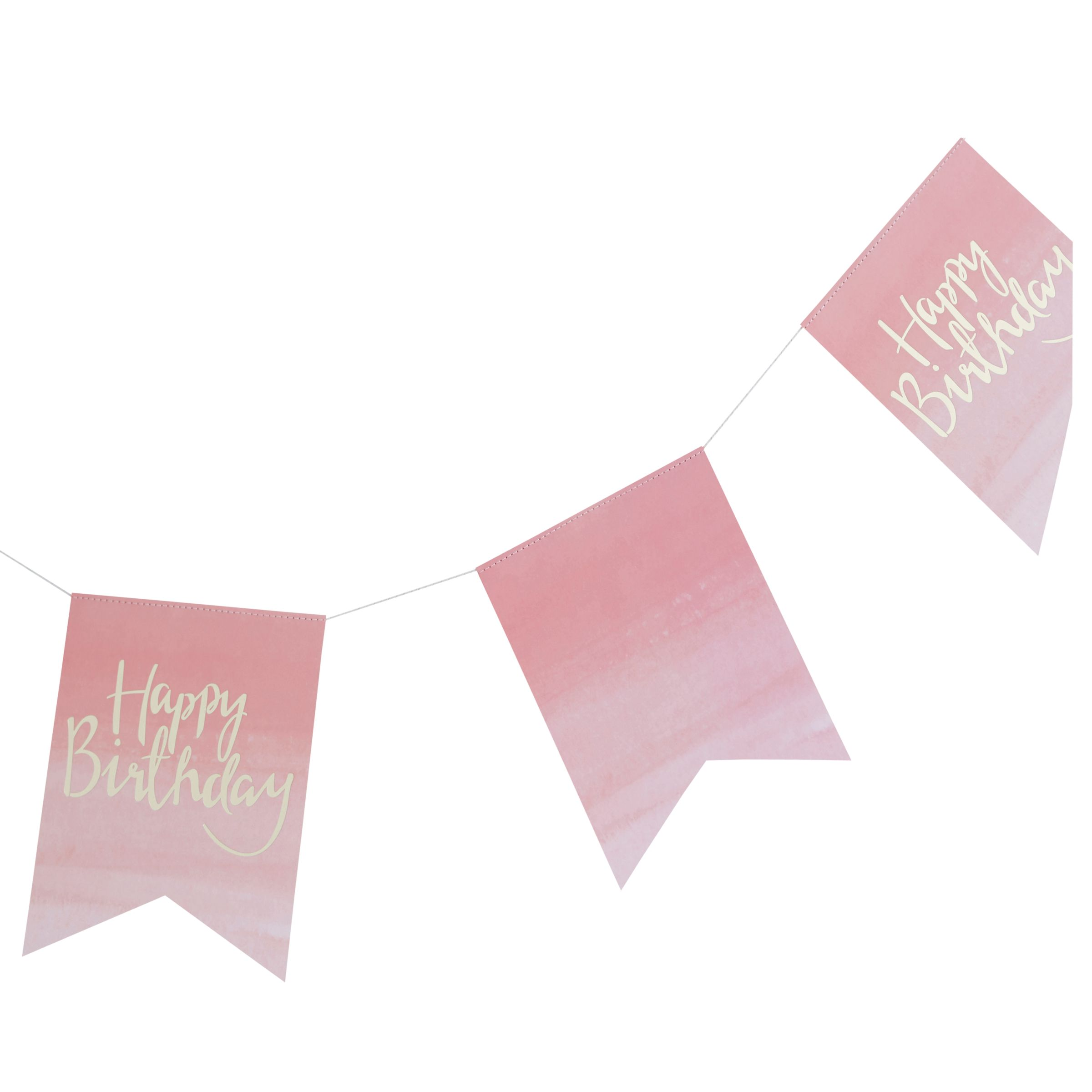 Ginger Ray Ginger Ray Pick and Mix Ombre Banner
