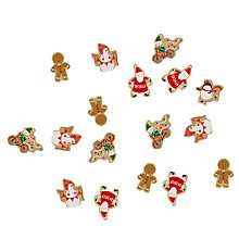 Buy Ginger Ray Santa And Friends Table Confetti Online at johnlewis.com