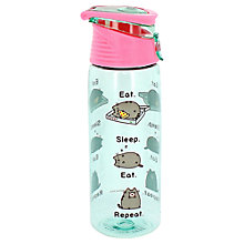 Buy Pusheen Water Bottle Online at johnlewis.com