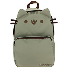 Buy Pusheen Backpack, Grey Online at johnlewis.com