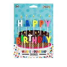 Buy NPW Happy Birthday Letters Candles Online at johnlewis.com