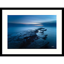 Buy Paul Sanders Kimmeridge Framed Print, 84 x 64cm Online at johnlewis.com