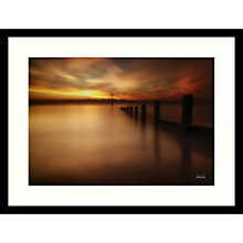 Buy Paul Sanders - Teighmouth Framed Print, 84 x 64cm Online at johnlewis.com