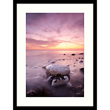 Buy Paul Sanders - Broadstairs Framed Print, 64 x 84cm Online at johnlewis.com