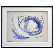 Buy Barbara Hepworth - Spiral Framed Print 62 x 82cm Online at johnlewis.com