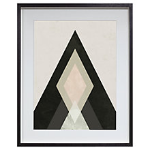 Buy Michelle Collins - Mountains Beyond Mountains Framed Print, 53 x 43cm Online at johnlewis.com