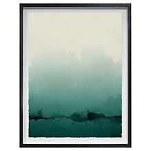 Buy Michelle Collins - Solitude Is Bliss Framed Print, 46 x 52cm Online at johnlewis.com