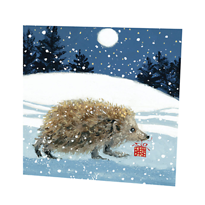 Art Marketing 'A Time For Giving' Charity Christmas Cards, Pack of 6