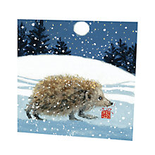 Buy Art Marketing 'A Time For Giving' Charity Christmas Cards, Pack of 6 Online at johnlewis.com